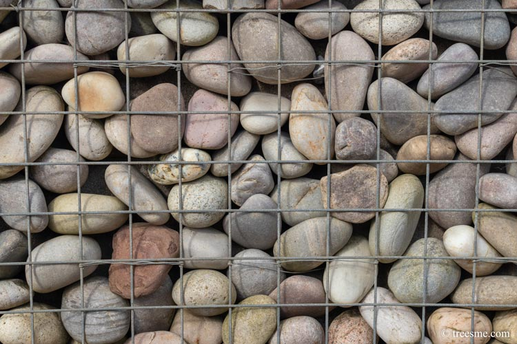 Vertical Pebbles (with a little help)